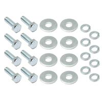 BONNET HINGE BOLT KIT (TO BONNET & BODY) LC LJ
