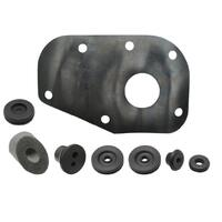 ENGINE BAY FIREWALL GROMMET AND SEAL KIT XR XT XW
