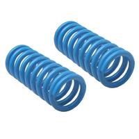 COIL SPRINGS FRONT PAIR VB VP V8 SUPER LOW =  HFL119SL