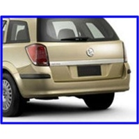 BUMPER BAR REAR AH ASTRA WAGON 2004 ONWARDS EXCLUDES MOULDINGS