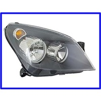AH ASTRA HEADLAMP RH BLACK