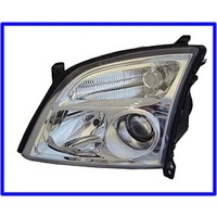 HEADLAMP ZC VECTRA CHROME LEFT