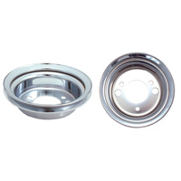 Pulley Add On for Swp SB Air Conditioning Chrome Steel