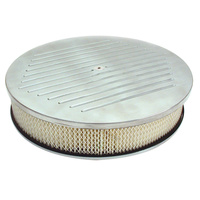 Ball Machine Top Air Cleaner Recessed 14 Inch