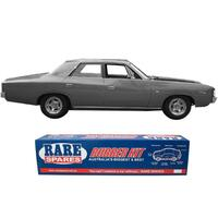 Body Rubber Kit Valiant 71/73 VH Sedan With Vent W