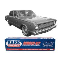 BODY RUBBER KIT VALIANT 66/67 VC SEDAN