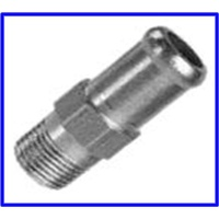 "CONNECTOR XY ONWARDS 3/8""ANP Taper Thread 5/8"" (16mm) Hose"