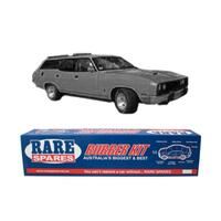 BODY RUBBER KIT XC  STATION WAGON WITH P