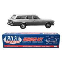 Body Rubber Kit XW Station Wagon