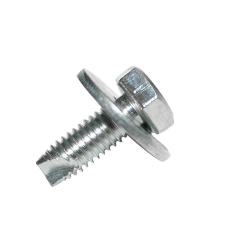 BOLT VL VR MANY APP INCLUDING FENDER M6 - 1.0 x 16mm Zp 10mm A/F With 18mm Washer 1.6mm Thick