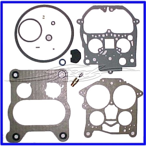 Carburettor carby Kit 4BBL ROCH Q/JET Holden 1976-79